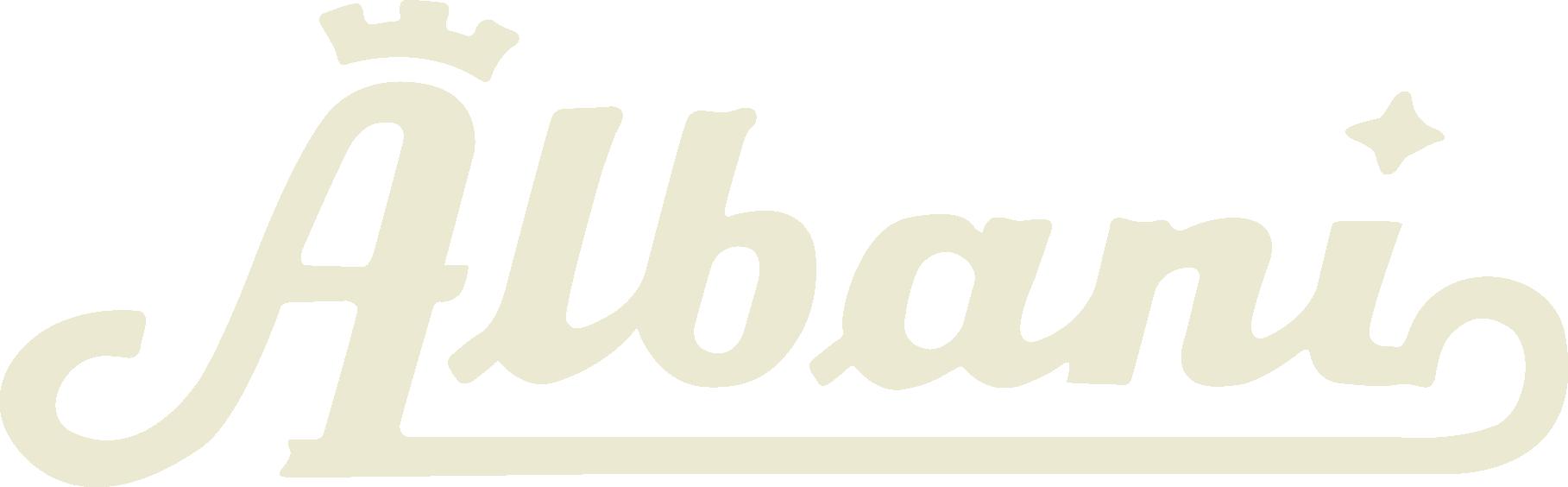 albanilogotext
