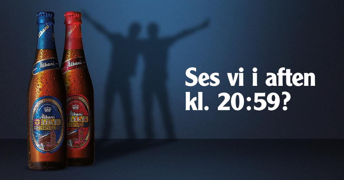 Albani Christmas Beer